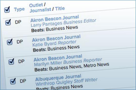 media-database-example